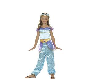 46a694ac8 Disfraz De Jasmine Para Niña Disfraz Aladino Para Niña