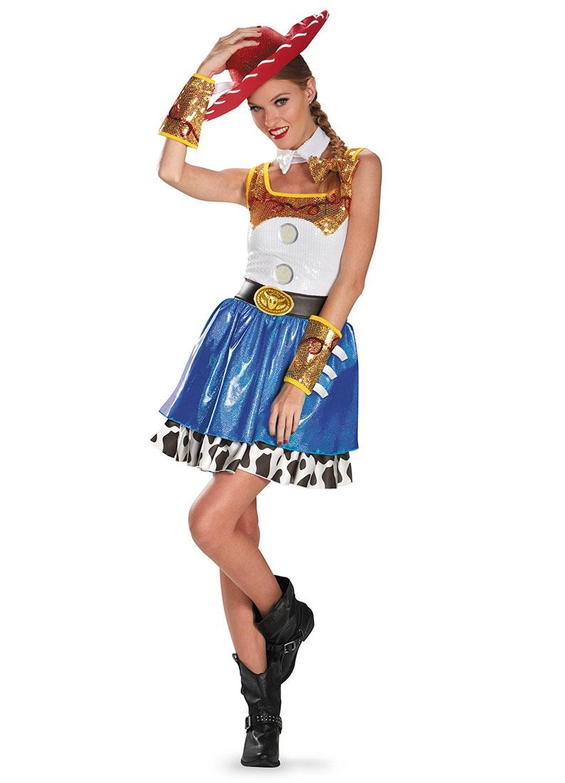 b083b8c3c17ea Disfraz De Jessie Sexy Toy Story Para Mujer