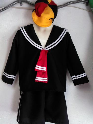 disfraz de kiko