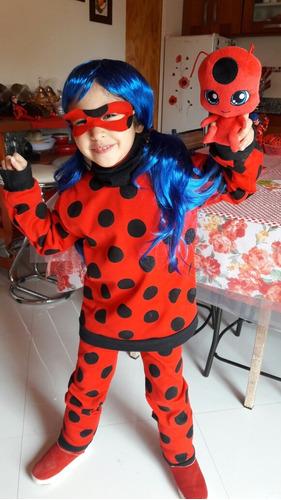 disfraz de lady bug