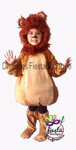 disfraz de leon primavera niño niña leoncito pato cebra