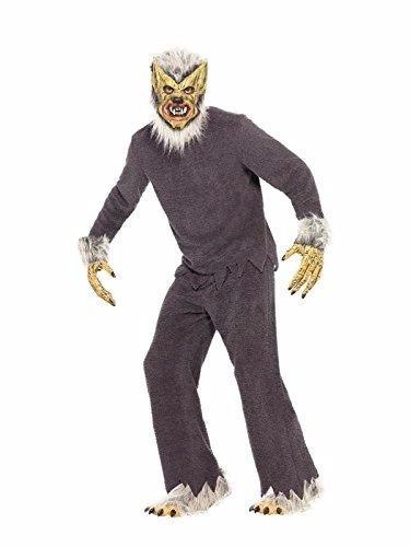 Disfraz De Lobo Para Adultos Envio Gratis 24 - $ 2,400.00 en Mercado ...