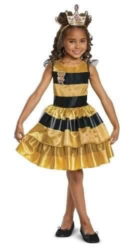disfraz de lol surprise queen bee classic para niños amar...