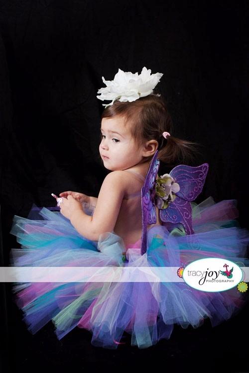 Disfraz de mariposa bebe sesi n de fotos angel primavera - Disfraz de angel nino ...