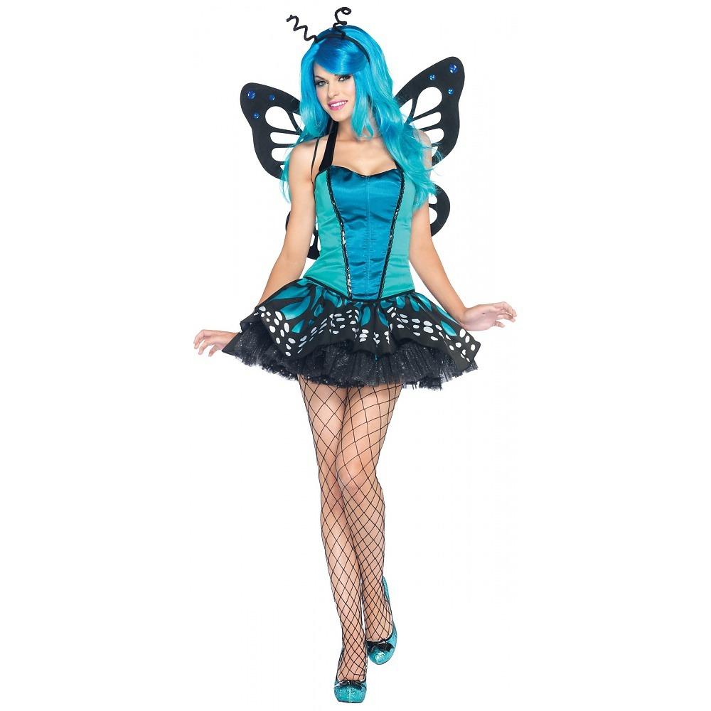 ccf703890 Disfraz De Mariposa Sexy Para Mujer