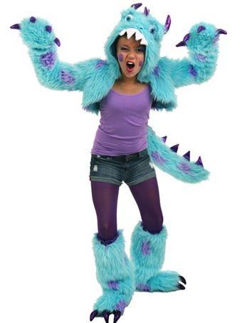 disfraz de monstruo, monster para niñas, envio gratis