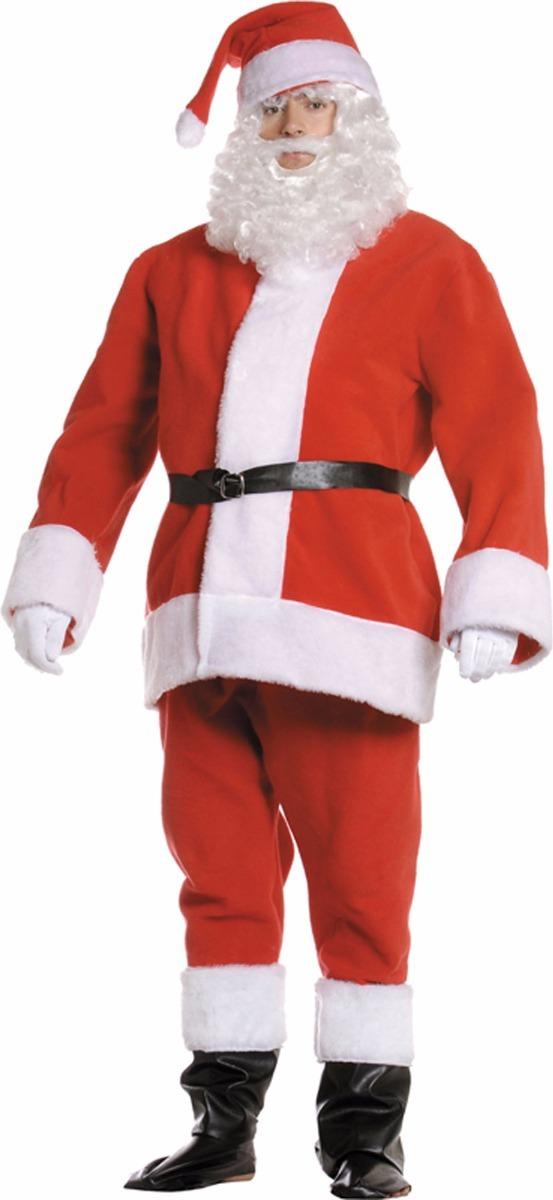 185a01971fbd7 disfraz de papa noel marca crosti para adultos navidad. Cargando zoom.
