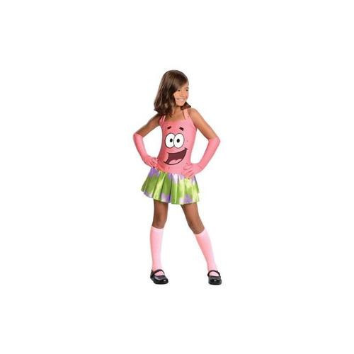 disfraz de patrick girls de spongebob squarepants, grande