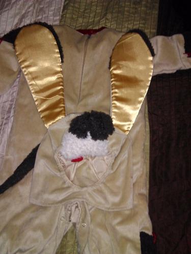 disfraz de perrito talla 1