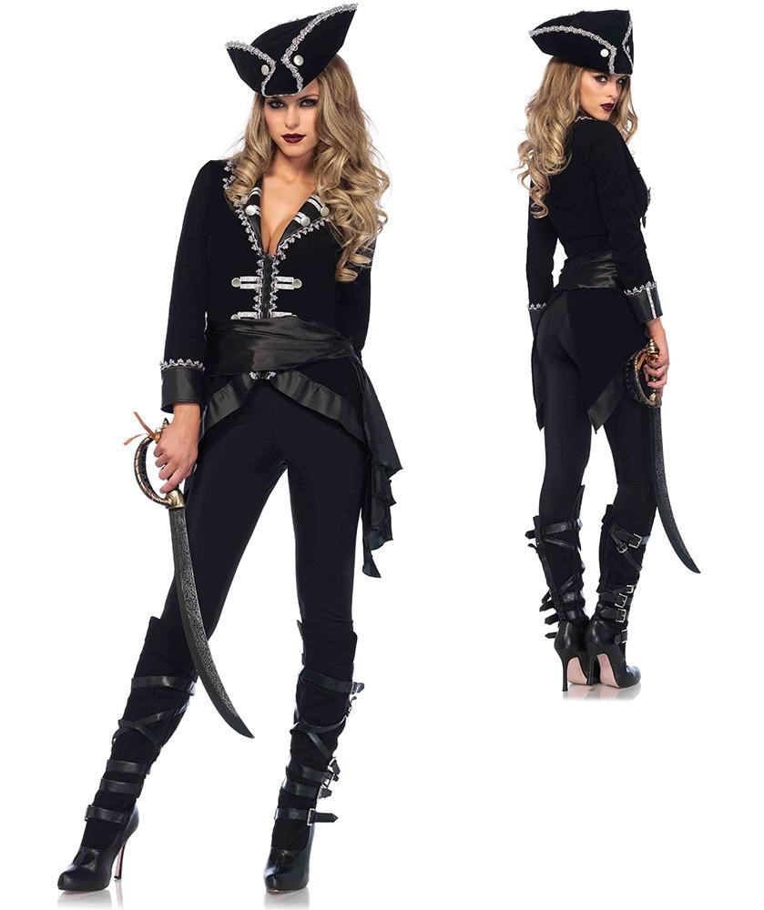 Halloween De 718 Disfraz 2 Mujer en L 69 Talla Para Pirata YdPxnrd