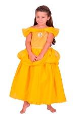 disfraz de princesa bella original disney
