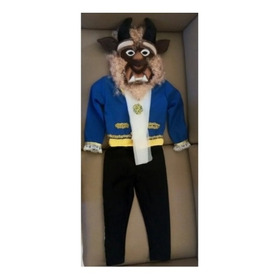 Disfraz De Príncipe Y De Bestia De Disney Para Varón