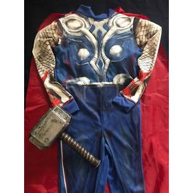 Disfraz De Thor Para Niños