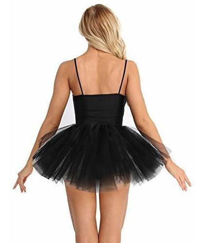 disfraz de tutú de ballet de mujer  vestido de leotardo de b
