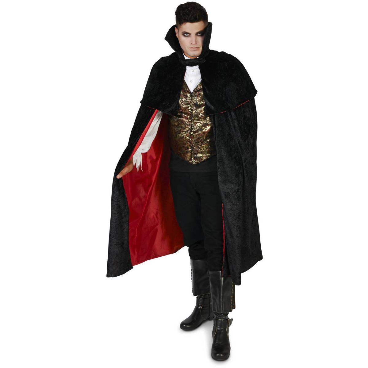Disfraz De Vampiro Terrorifico De Halloween Para Hombre 348687 - Disfraz-de-halloween-para-hombre