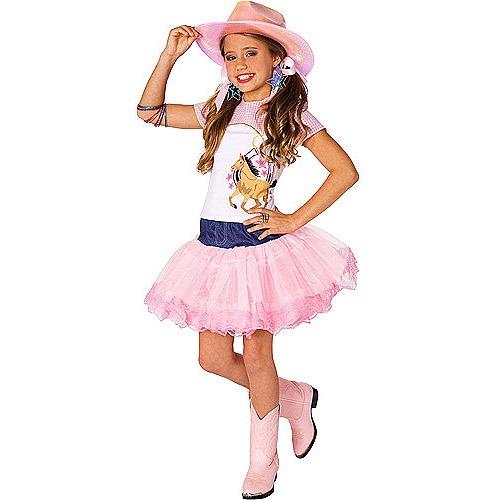684a79d536d32 Disfraz De Vaquera Estrella Pop De Halloween Para Niña -   69.28 en ...