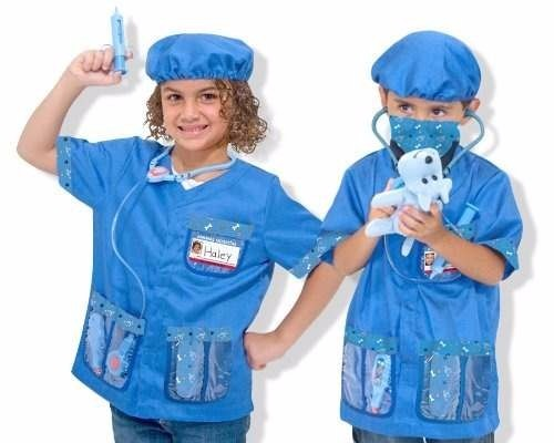 Disfraz de veterinario para ni os y ni as entre 3 a 6 a os for Sillas para ninos de 3 a 6 anos