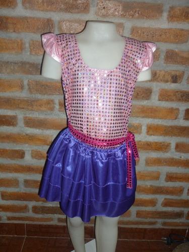 disfraz de violetta!