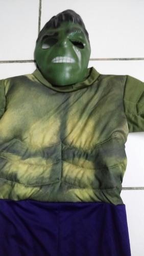 disfraz del hombre verde