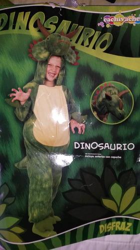disfraz dinosaurio niño o niña
