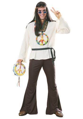 Disfraz Disco Hippie 70\'s Retro Adultos Envio Gratis 11 - $ 1,999.00 ...