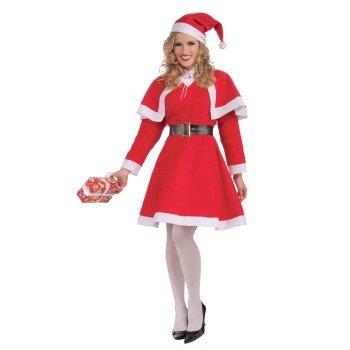 Disfraz disfraces de santa claus de navidad para damas - Disfraz de santa claus para nino ...