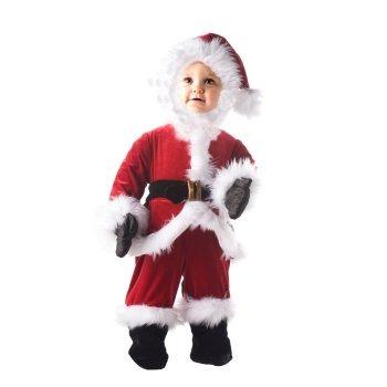 disfraz disfraces de santa claus navidad p nios y bebes