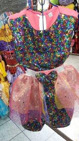 Disfraz Disfraces Soy Luna Vestido Gala Halloween Niña