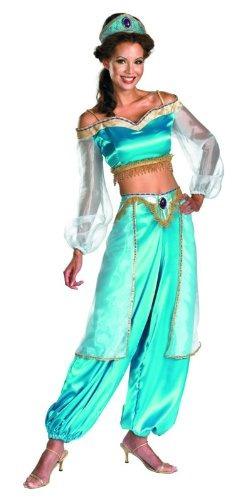 disfraz disney disney aladdin jasmine sassy costume prestig
