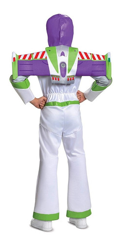 disfraz disney pixar buzz lightyear toy story 4 deluxe