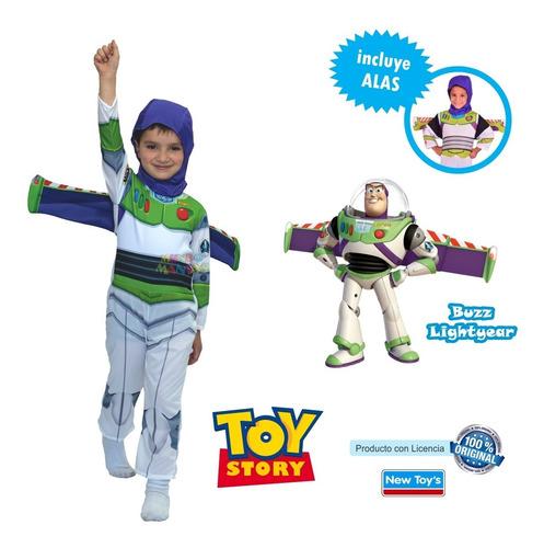 disfraz disney toy story buzz lightyear newtoys mundo manias
