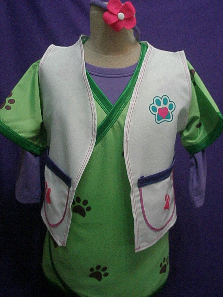 Juguetes Disfraz Veterinaria Doctora Disfraz artesanal Disfraz artesanal Veterinaria Doctora Juguetes c3uFTJ1Kl