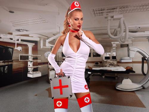 disfraz doctora sexy doc rosario infartante!