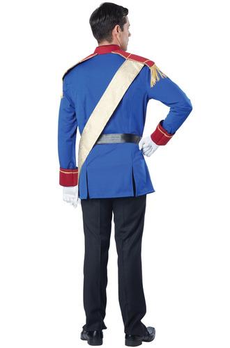 disfraz d/príncipe d/cuento california costumes p/adulto xl