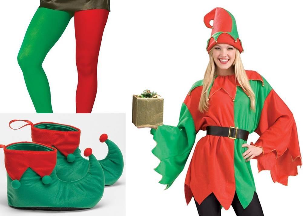 Disfraz duende navidad para usar en eventos fotografias - Disfraces de duendes de navidad ...