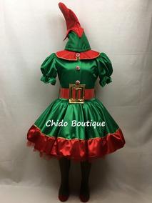 a1f4f054a Trajes De Duende Para Nina - Disfraces en Mercado Libre México