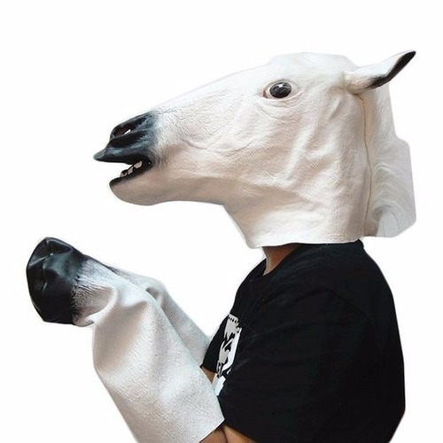 disfraz fami latex head mask party halloween masquerade mask