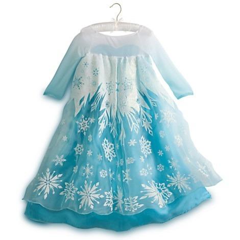 Vestido Frozen Para Vender