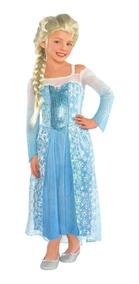 Disfraz Frozen Para Nina