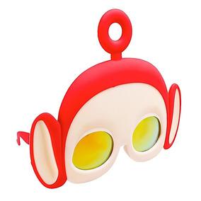 66564207fd Disfraz Gafas De Sol Teletubbies Po Red Sun-staches Favores