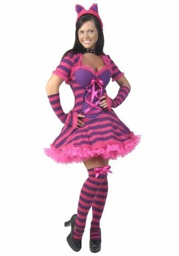 Disfraz Gato De Cheshire Alicia Pais Maravillas Para Damas - $ 2,800.00 en Mercado Libre