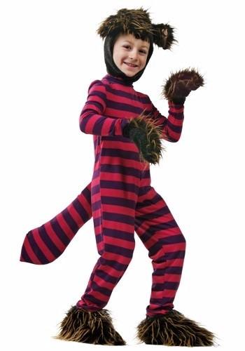 Disfraz Gato De Cheshire Alicia Pais Maravillas Para Niños - $ 1,800.00 en Mercado Libre
