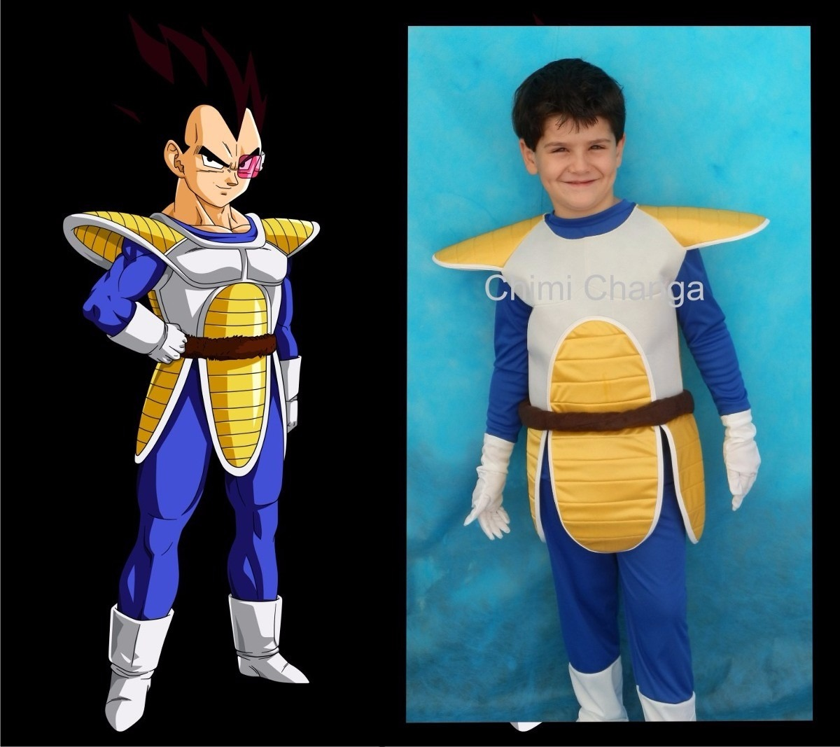 disfraces de dragon ball z