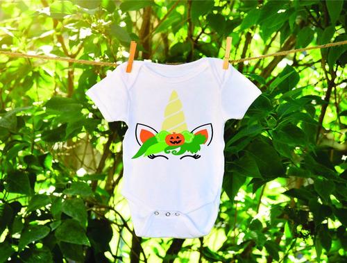 disfraz halloween bebe,unicornio, frankenstein, brujita 7