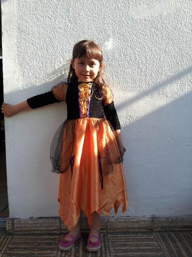 disfraz hermoso vestido hada (talla 4-6). liquidación!