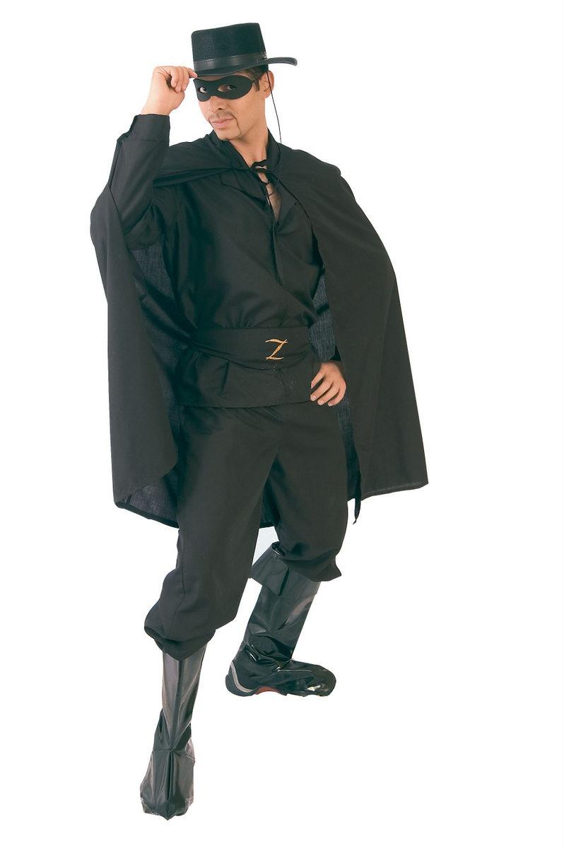 Disfraz Hombre Zorro Traje Disfraces Cachivaches Halloween