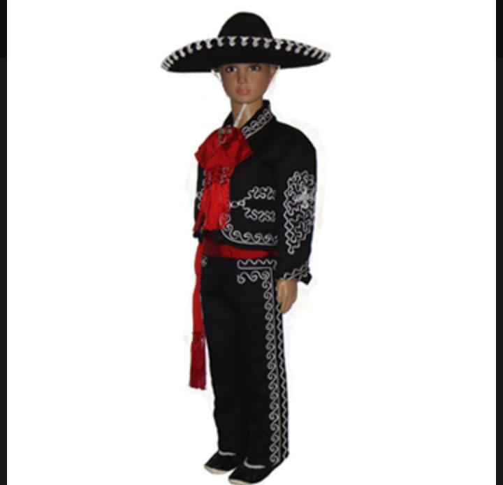 Disfraz Independencia Traje De Charro Para Niño   Niña -   700.00 en ... 0dd70ae6b91