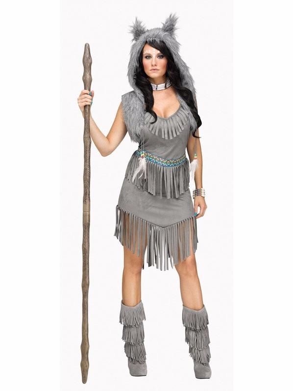 disfraz mujer lobo mercadolibre