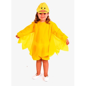 Disfraz Infantil Pollito T1 Candela Animalitos 1001