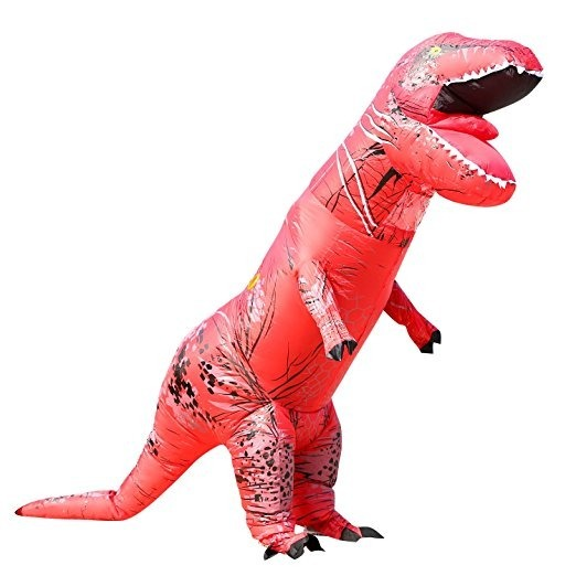 Disfraz Inflable De Dinosaurio Para Adultos Envio Gratis 1 ...